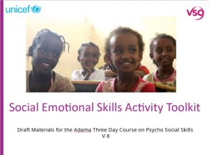 cover of the SELS activity pack