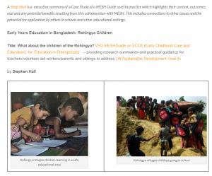 SnapShot Rohingya