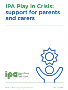 IPA Play in Crisis Support for Parents and Carers
